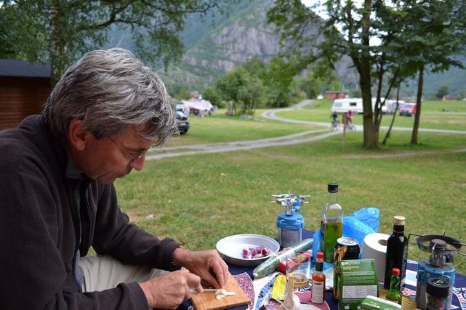 preparing a camping meal.jpg