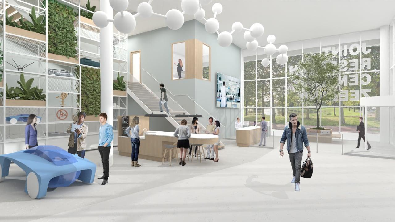 20210309  Interieur Joint Research Center Zeeland