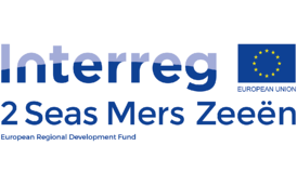 Logo Interreg 2 Zeeën